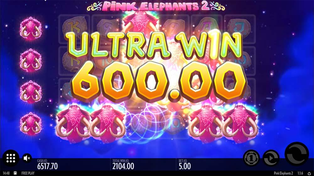 Pink Elephants 2 Slot - Ultra Win