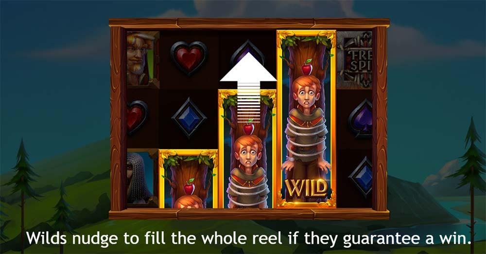 Wilhelm Tell Slot Nudging Wilds