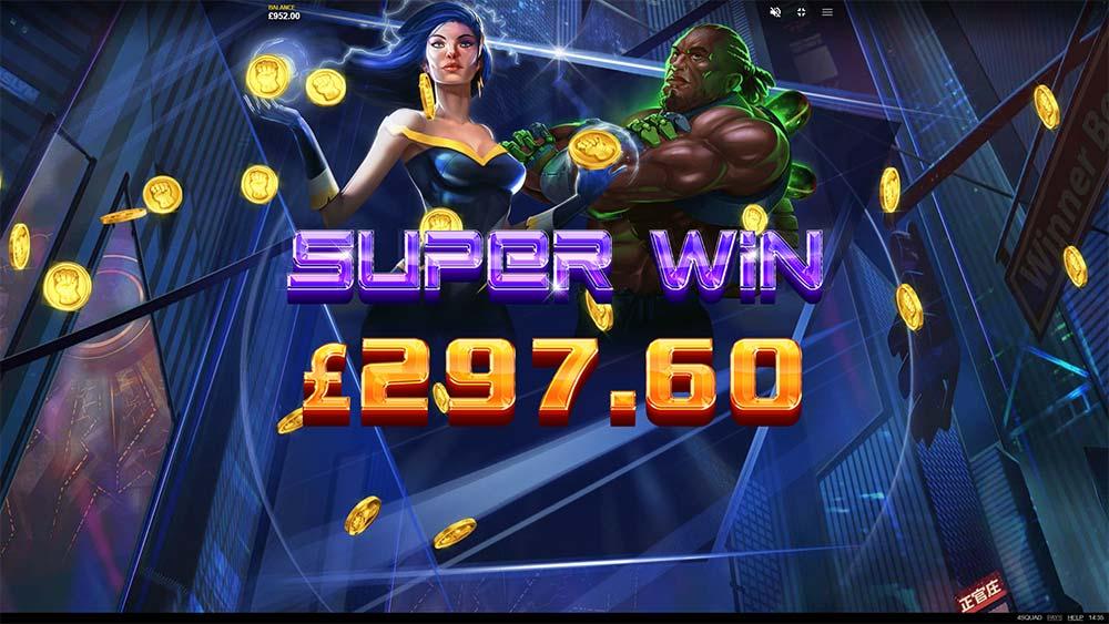 4 Squad Slot - Super Win