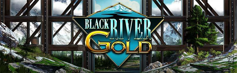 Black River Gold Slot Logo