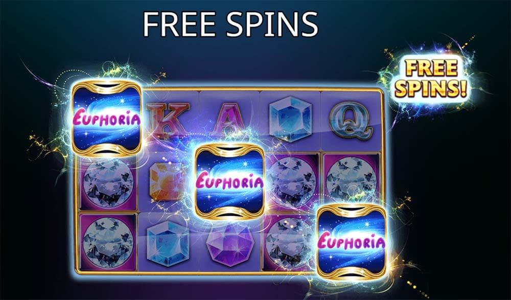 Euphoria Free Spins