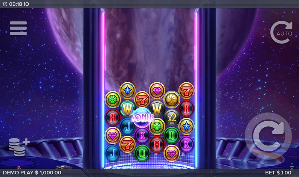 IO Slot - Base Game