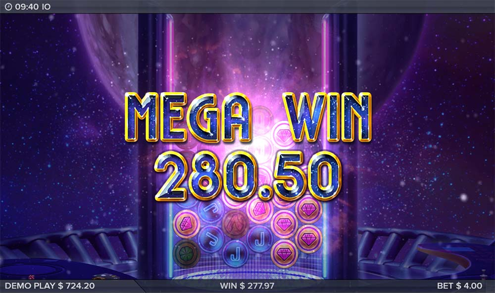 IO Slot - Mega Win