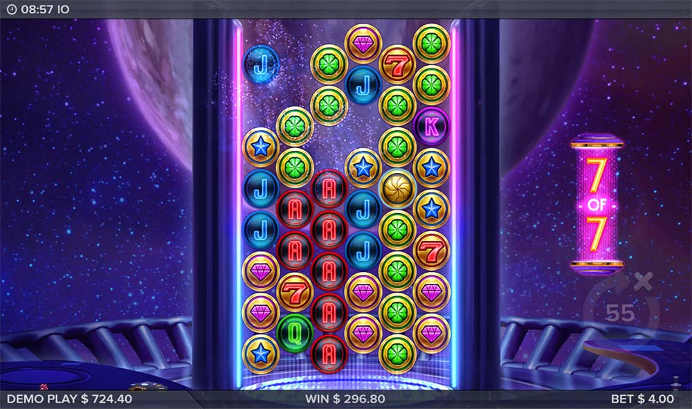 IO Slot - Free Spins