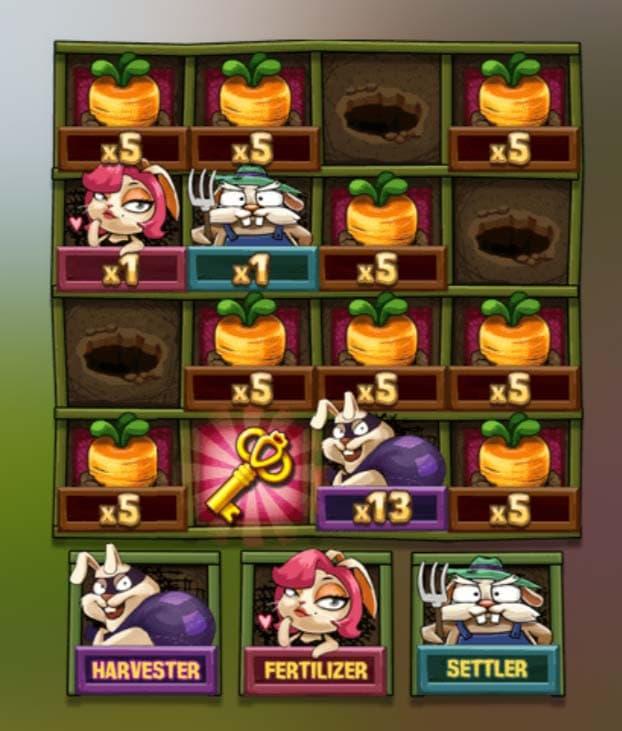 Bonus Bunnies Slot - Bonus Feature