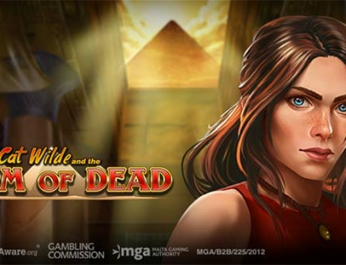 Cat Wilde and the Doom of Dead Slot From Play'n GO
