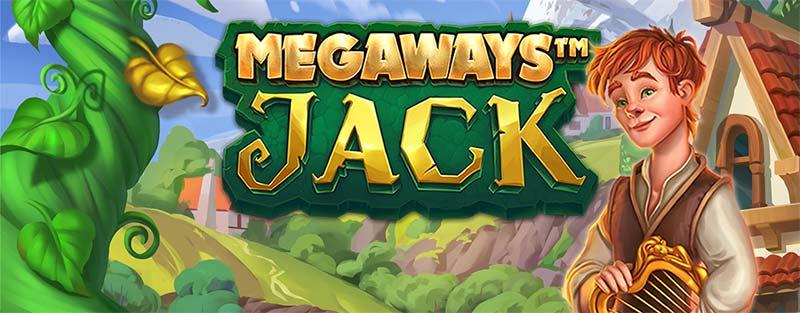 Megaways Jack Slot Logo