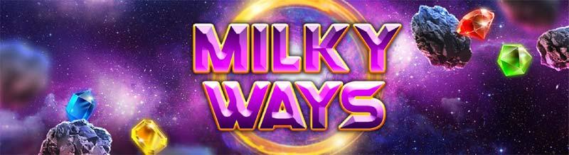 Milky Ways Slot Logo