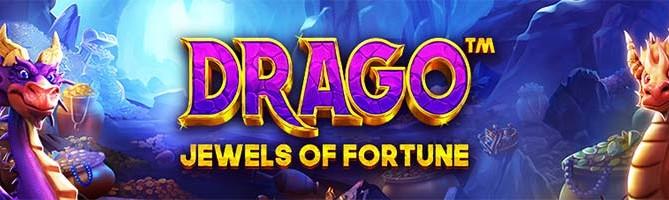 Drago Jewels of Fortune Slot Logo