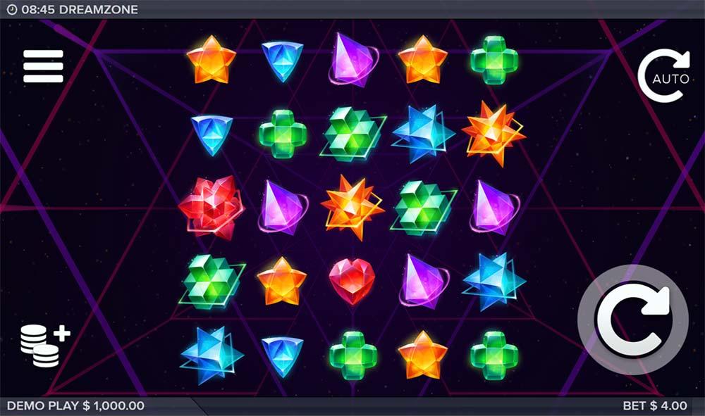 Dreamzone Slot - Base Game