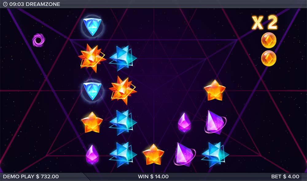 Dreamzone Slot - Free Spins
