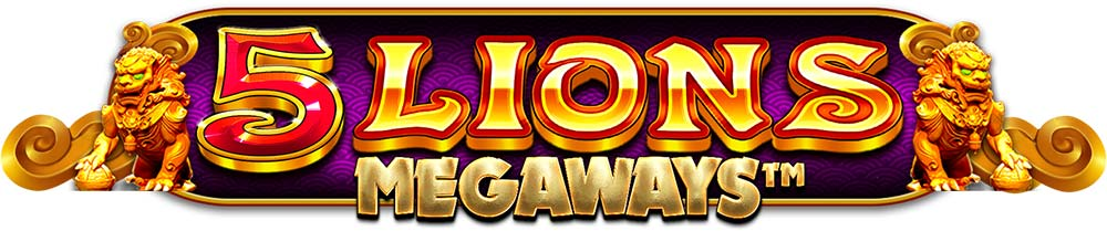 5 Lions Megaways Slot Header