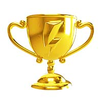 Beef Lightning Megaways Gold Trophy