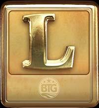 Megapays Slot - L Symbol
