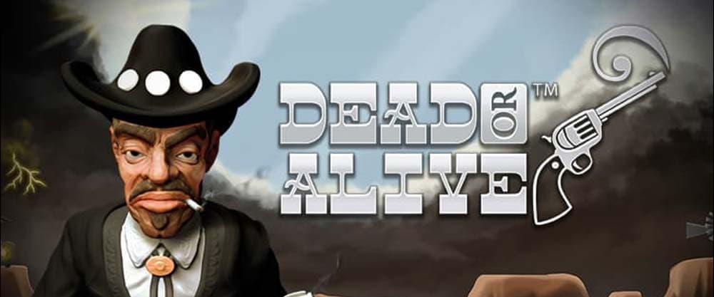 Dead or Alive Slot Logo