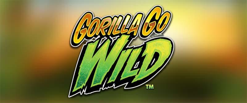 Gorilla Go Wild Slot Logo