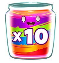 Jammin Jars 2 Slot Multipliers