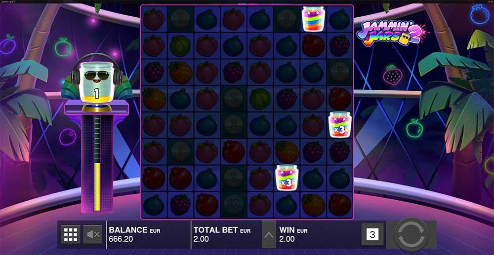 Jammin Jars 2 Slot Free Spins Trigger