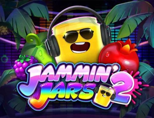 Jammin Jars 2 Slot from Push Gaming