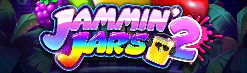 Jammin Jars 2 Slot Logo