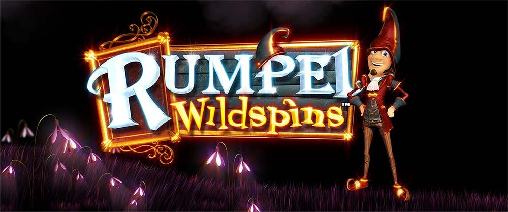 Rumpel Wildspins Slot Logo