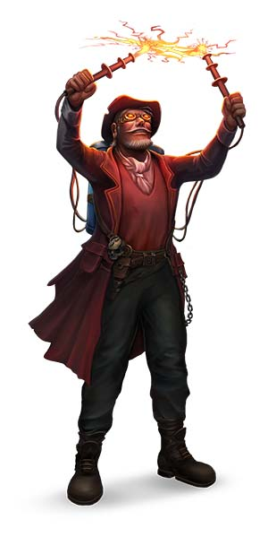 Necromancer Character