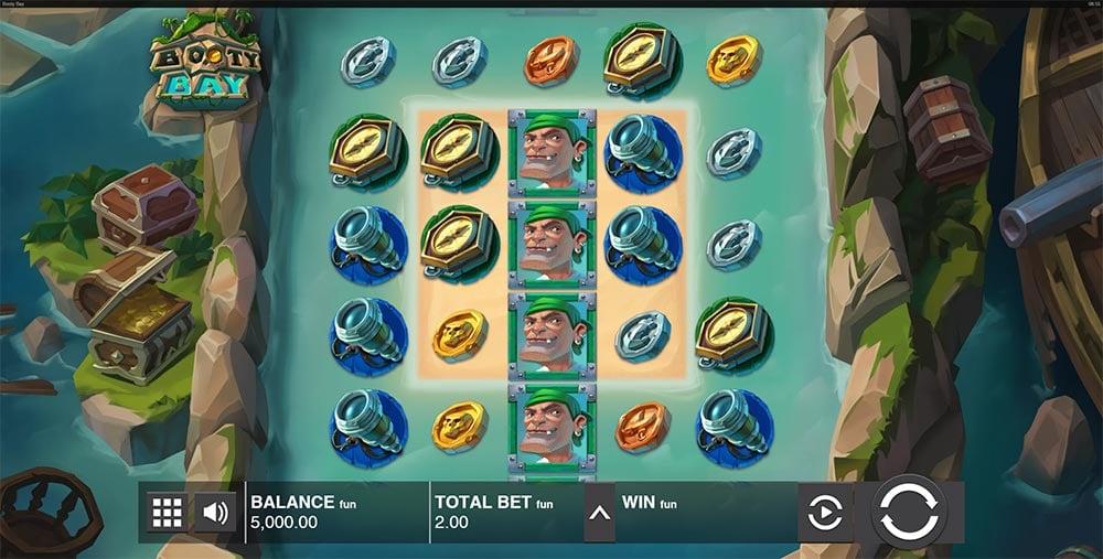 Booty Bay Slot - Base Game