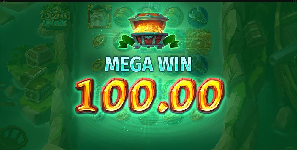 Booty Bay Slot - Mega Win