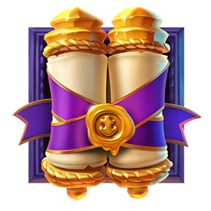 Booty Bay Slot - Treasure Map Symbol