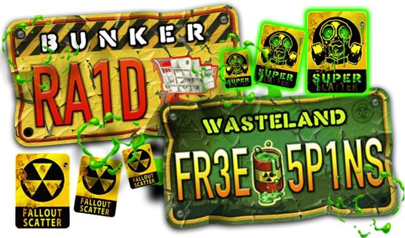 xWays Hoarder xSplit - Free Spins Modes