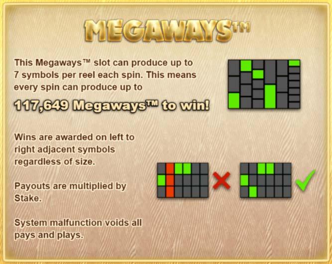 Max Megaways Explained