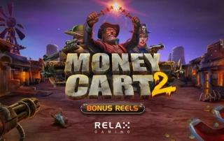 Money Cart 2 Slot Logo