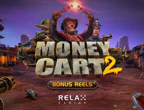 Money Cart 2 Slot Review (Relax Gaming)