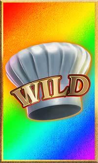 Chef Hat Wild Symbol