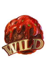 Meatball Wild Symbol