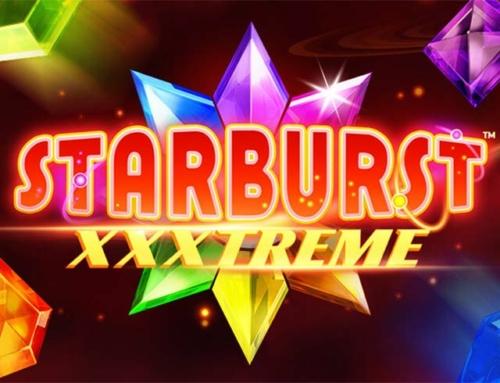 Starburst XXXtreme Slot (NetEnt) Review