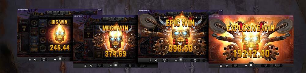 Money Cart 2 Slot Big Win Chances