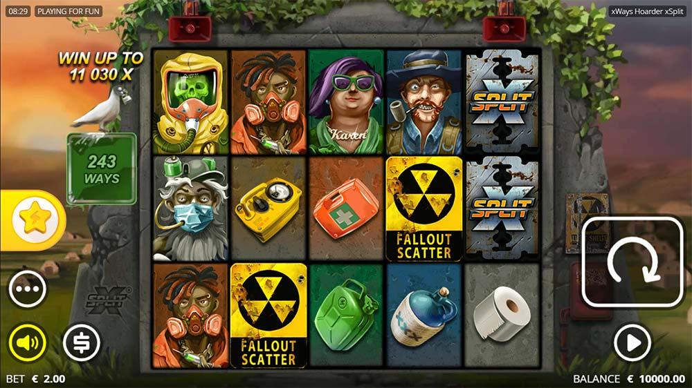 xWays Hoarder xSplit Slot - Base Game