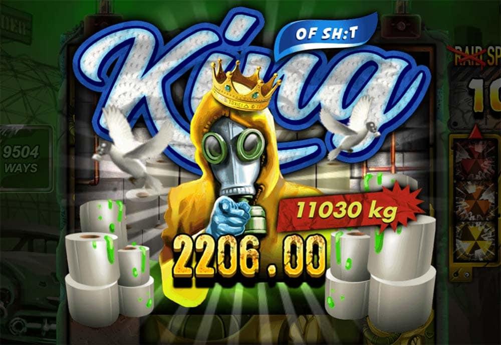xWays Hoarder xSplit Slot - King of Shit