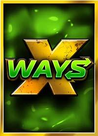 xWays Hoarder xSplit -xWays Symbol