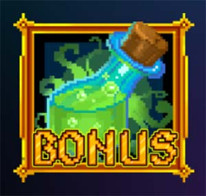Bonus Potion Scatter Symbol