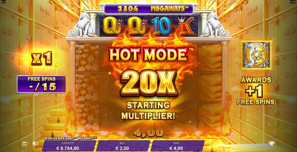 Break Da Bank Again Megaways Slot - Hotmode