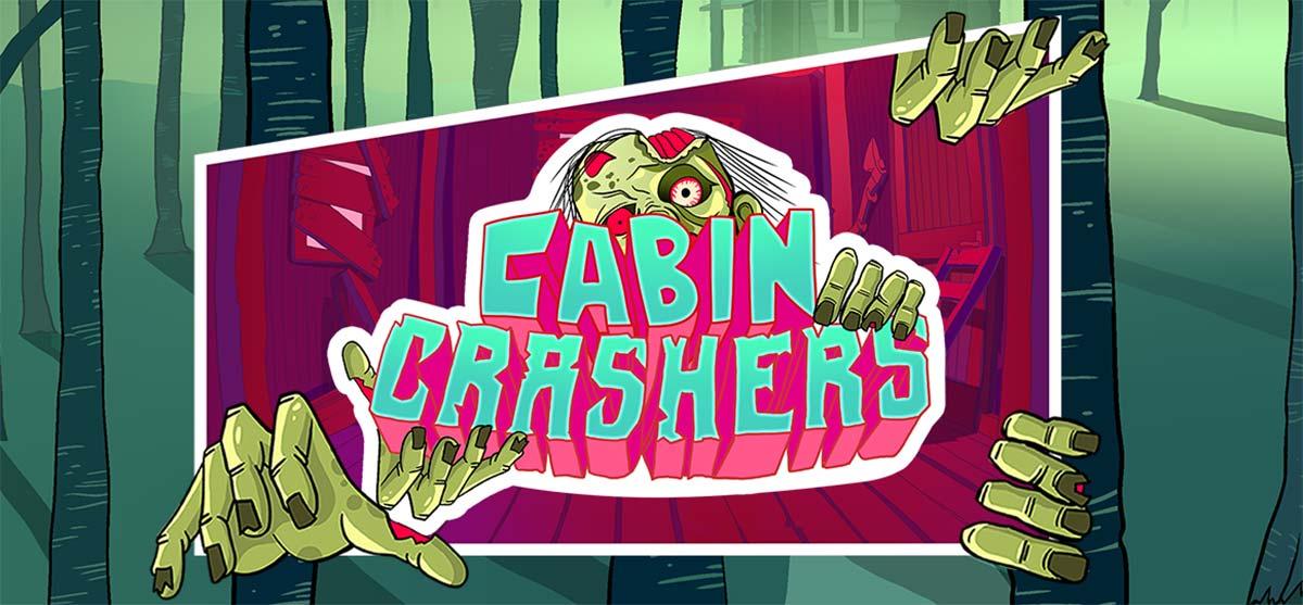 Cabin Crashers Slot Logo