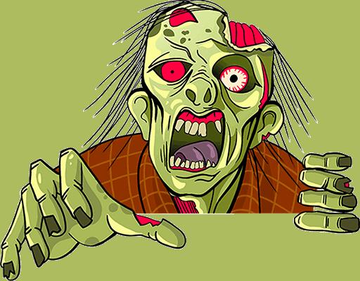 Cabin Crashers Zombie