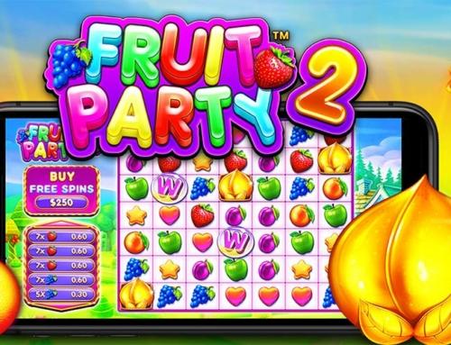 Fruit Party 2 Slot Review (Pragmatic Play)