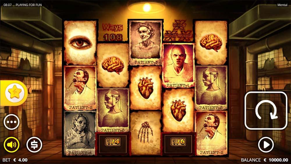 Mental Slot - Base Game