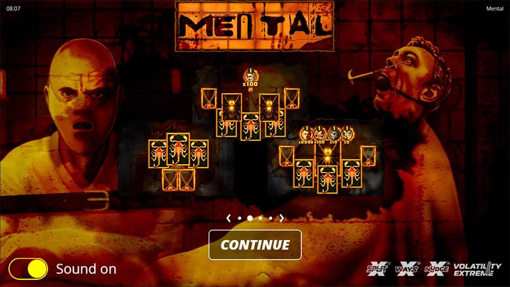 Mental Slot - Loading Screen