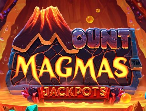 Mount Magmas Jackpots Slot Review (Push Gaming)