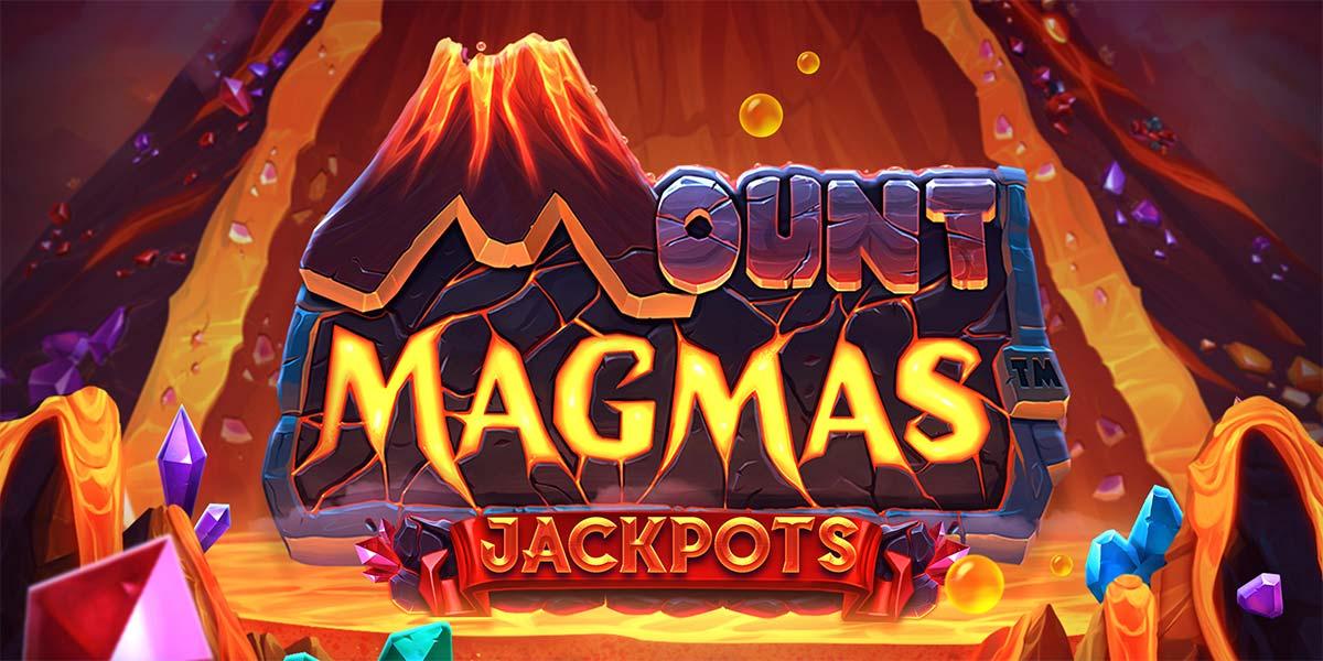 Mount Magmas Jackpots Header