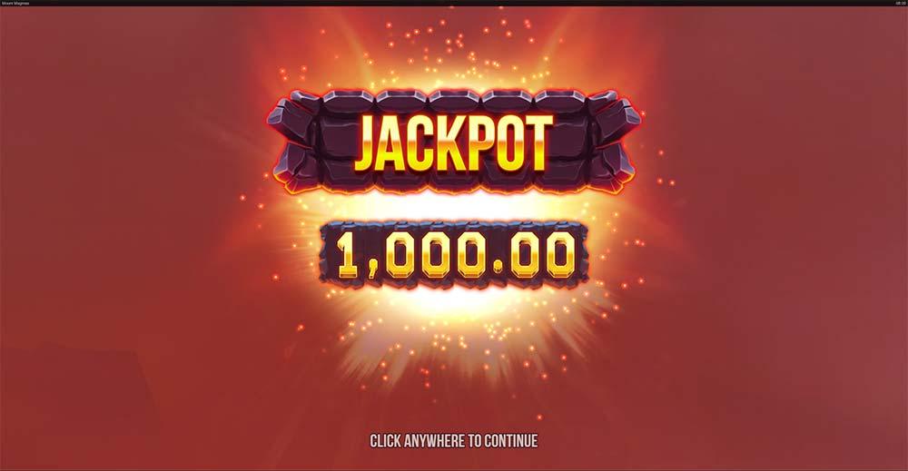 Mount Magmas Jackpots Slot - Daily Jackpot